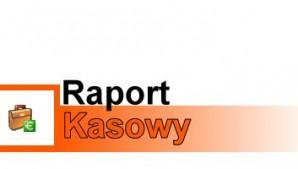 Raport Kasowy
